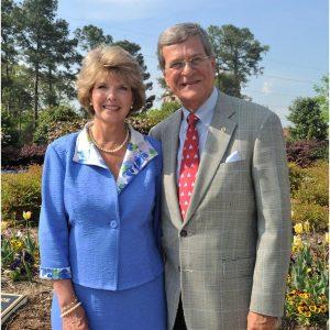 Patricia and former U.S. Sen. Trent Lott