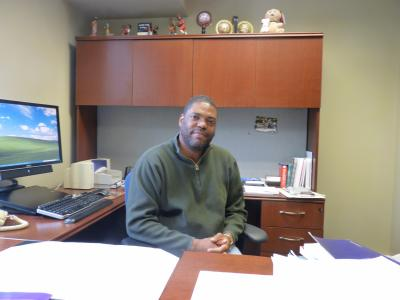 Charles Ross, director of the African American Studies and associate professor of history
