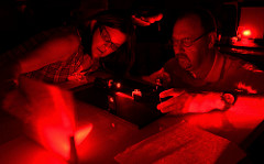"""Laser Interferometry-06 • <a style=""""font-size:0.8em;"""" href=""""http://www.flickr.com/photos/49960826@N02/7177325501/"""" target=""""_blank"""">View on Flickr</a>"""