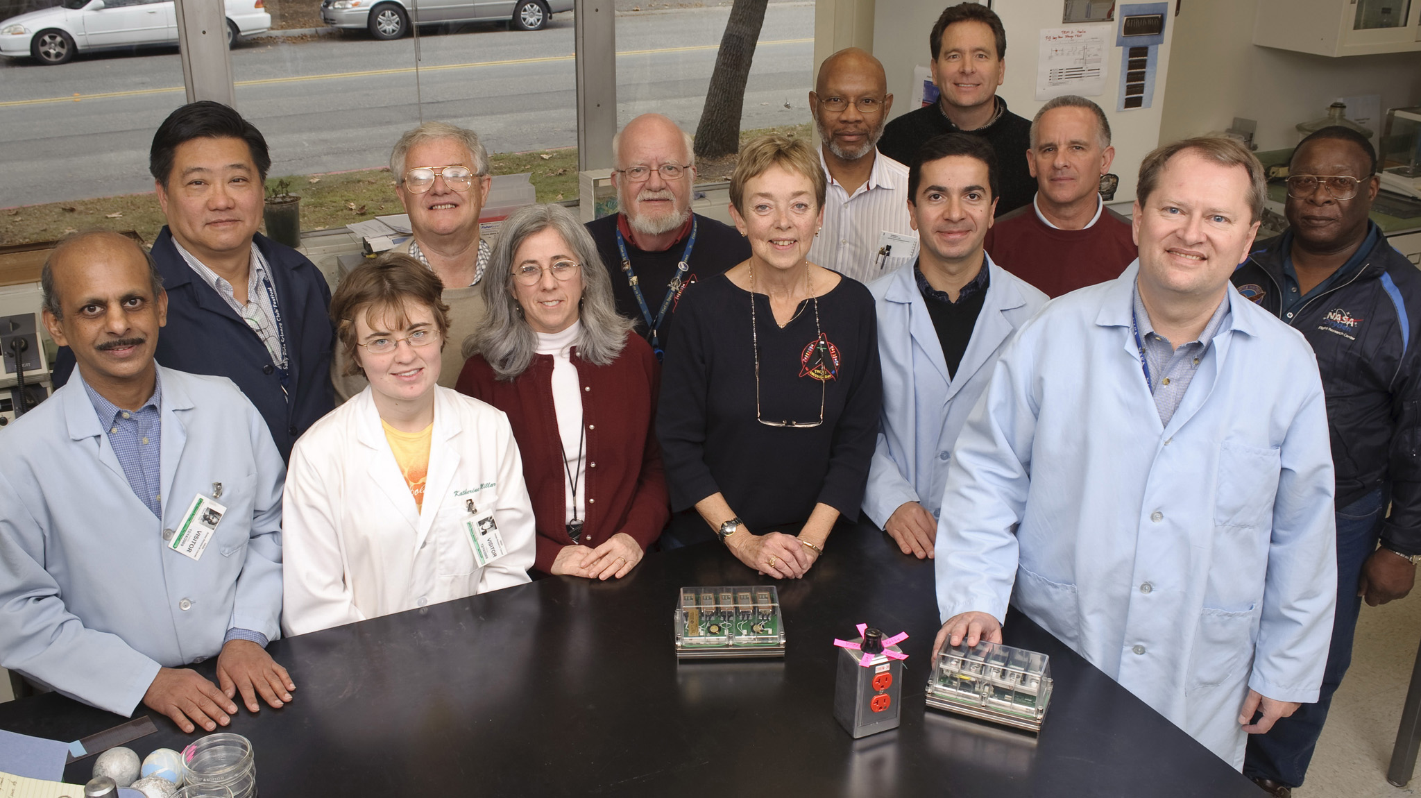 Seedling Growth Experiment Team
