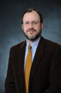 Robert Cummings, director of the UM Center for Writing and Rhetoric and associate professor of English