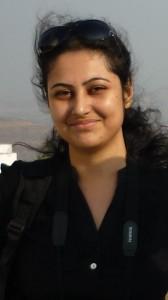 Nairwita Mazumder