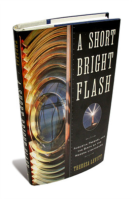 A Short Bright Flash by Theresa Levitt
