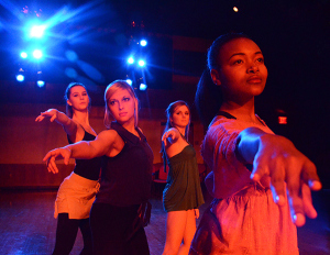 PHILLIP WALLER   The Daily Mississippian Mississippi: The Dance Company performing November 2012.