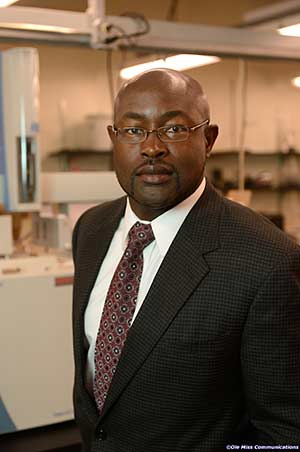 Dr. Murrell Godfrey | Photo by Kevin