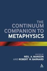 Neil Manson book