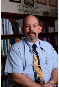 John Wiginton, instructional assistant professor of chemistry and biochemistry and director of undergraduate laboratories