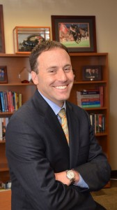 Lee Cohen, dean of the College of Liberal Arts