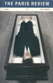 The Paris Review No. 172, Winter 2004.