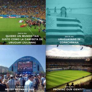 Student Blog: Journey to the World Cup in Brazil