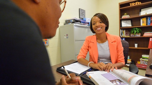 LaTanya Dixon, UM Communications photo