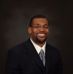Patrick Elliot Alexander, assistant professor of English and African American Studies.