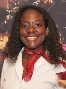 Pam Hamilton (BA journalism and English '02)