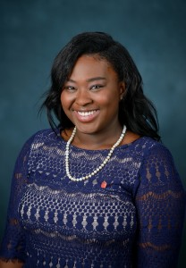 Ann-Marie Herod. Photo by Thomas Graning/Ole Miss Communications