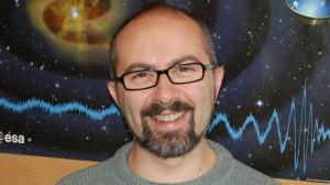 UM physicist Emanuele Berti
