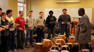 The Ole Miss African Dance and Drum Ensemble will perform a spring concert April 12.