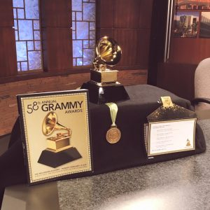 Phoenix Chorale won the Grammy for Best Choral Performance at the 58th Annual Grammy Awards.