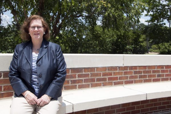 Julia Aubrey is the new director at the Gertrude C. Ford Center for the Performing Arts.