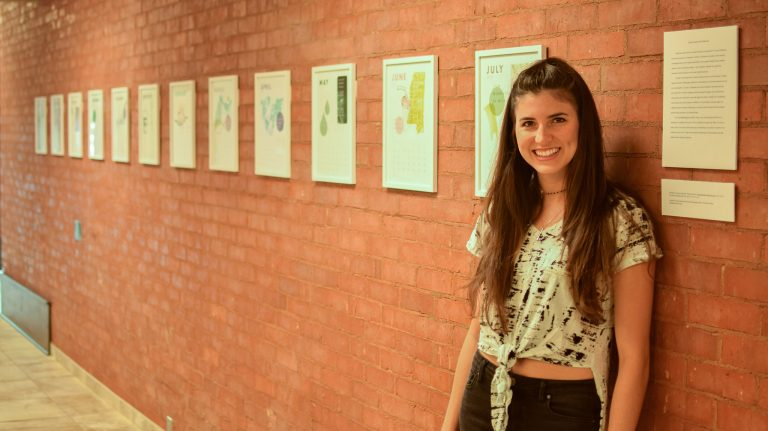 University of Mississippi student Bella Gonzalez will intern with the Discovery Channel this summer. Submitted Photo