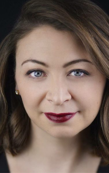 Christina Tompkins, a 2009 UM graduate, will perform with 'The Sound of Music' national tour Wednesday (Jan. 24) at the Ford Center. Submitted photo