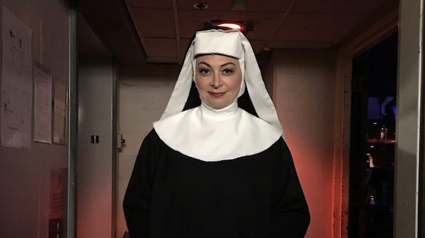 Alumna Christina Tompkins will portray Sister Sophia in the national tour performance of 'The Sound of Music.' Submitted photo