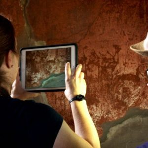 Ancient Graffiti Project Offers Door to Past for UM Professor