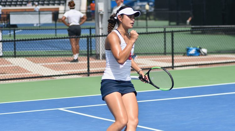 Arianne Hartono is the ultimate student-athlete, having graduated summa cum laude from Ole Miss this May and won this year's NCAA women's singles tennis championship.
