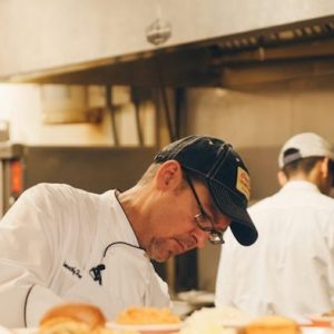 Ava Lowrey's film 'Johnny's Greek and Three,' looks at Chef Tim Hontzas and the role of Greek-southern families in shaping Birmingham, Alabama dining.