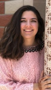 Isabel Spafford is studying Arabic this summer in Ibri, Oman, as a Critical Language Scholarship recipient from the U.S. Department of State. Submitted photo