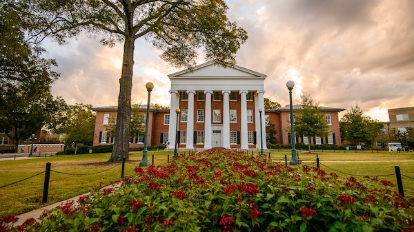 The University of Mississippi is included in the elite group of R1: Doctoral Universities – Very High Research Activity released Monday in the Carnegie Classification of Institutions of Higher Education, the definitive list of the top doctoral research universities in the United States. Photo by Robert Jordan