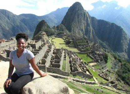 Spanish student abroad