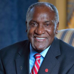 Beloved UM administrator Don Cole overcame several obstacles to lead positive change across the university. Photo by Robert Jordan/Ole Miss Digital Imaging Services