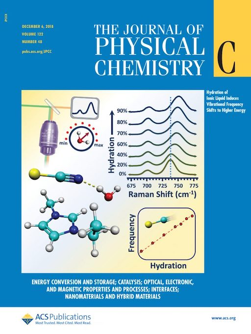 The Journal of Physical Chemistry C.