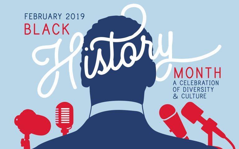 Black History Month 2019 image