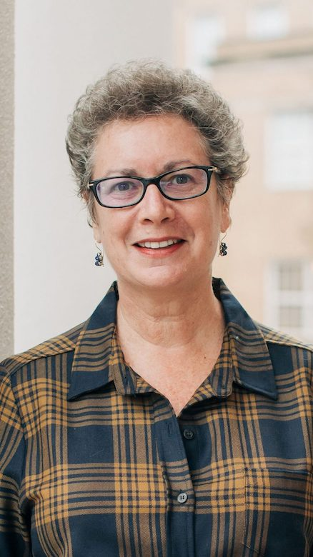 UM English professor Karen Raber has received the 2019 Southeastern Conference Faculty Achievement Award for the university. Photo courtesy Ann-Marie Wyatt