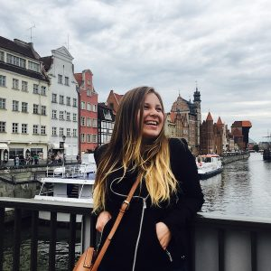 Daria moved to Oxford from Dnipro, Ukraine in 2015 to pursue a bachelor's degrees in economics and finance. During her undergraduate career, Daria traveled to Germany for study abroad and language immersion, to Poland to intern for a non-profit, and to China for an internship at the investment bank