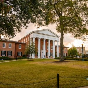 The University of Mississippi's Flagship Constellations initiative has awarded four new seed grants through its Community Wellbeing Constellation. Photo by Robert Jordan/Ole Miss Digital Imaging Services
