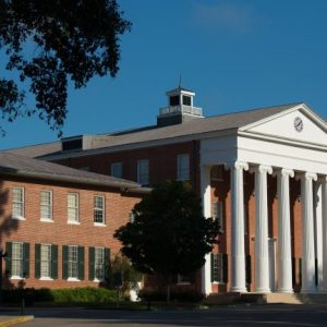 The Disaster Resilience Flagship Constellation at the University of Mississippi has awarded $39,598 in its first round of seed grants to researchers examining a number of resiliency issues. Photo by Kevin Bain/Ole Miss