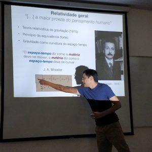 Physics Alumnus Wins International Award for Gravitational Wave Thesis