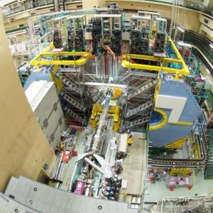 One of the most-anticipated international collaborations in particle physics is the Belle II experiment, which started taking data last year at the KEK national accelerator facility in Tsukuba, Japan.