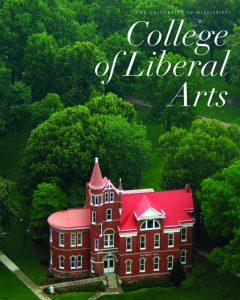 University of Mississippi College of Liberal Arts Prospective Students Brochure