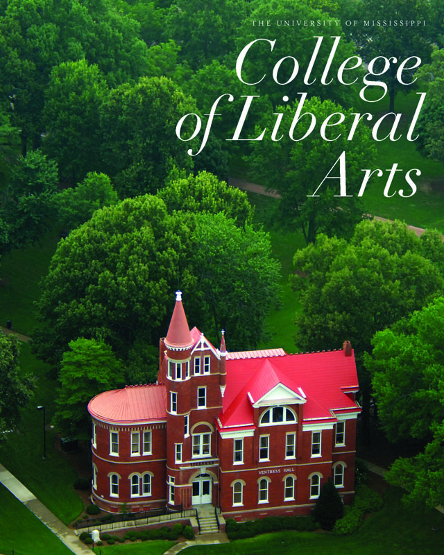 The View From Ventress - College of Liberal Arts Newsletter