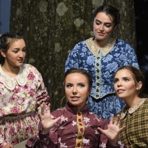 Ole Miss Theatre Brings 'Little Women' to Big Stage