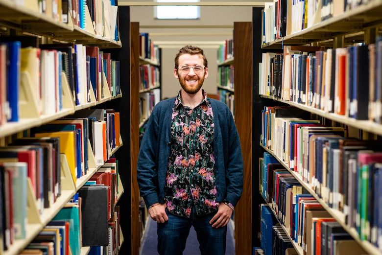 Brendan Ryan deepened his relationship to and interest in Chinese culture through eight months spent in Xi'an, China, funded by the Stamps Leadership Scholarship.