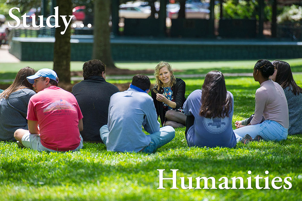 Study the Humanities