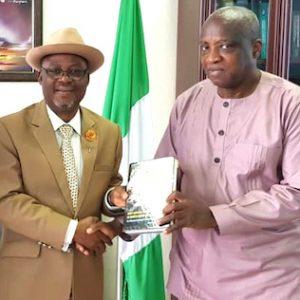 International Fellowship Takes UM Music Professor to Nigeria