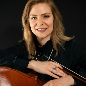 Cellist Performs Free Recital Feb. 4 in Bryant Hall