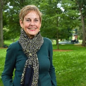 UM English professor Ann Fisher-Wirth will use a new National Endowment for the Humanities Grant to expand the university's environmental studies minor program. Photo by Kevin Bain/Ole Miss Digital Imaging Services