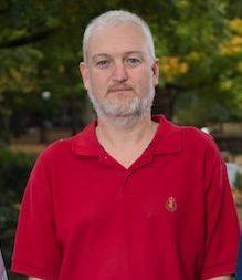 Guy Krueger, lecturer in writing & rhetoric