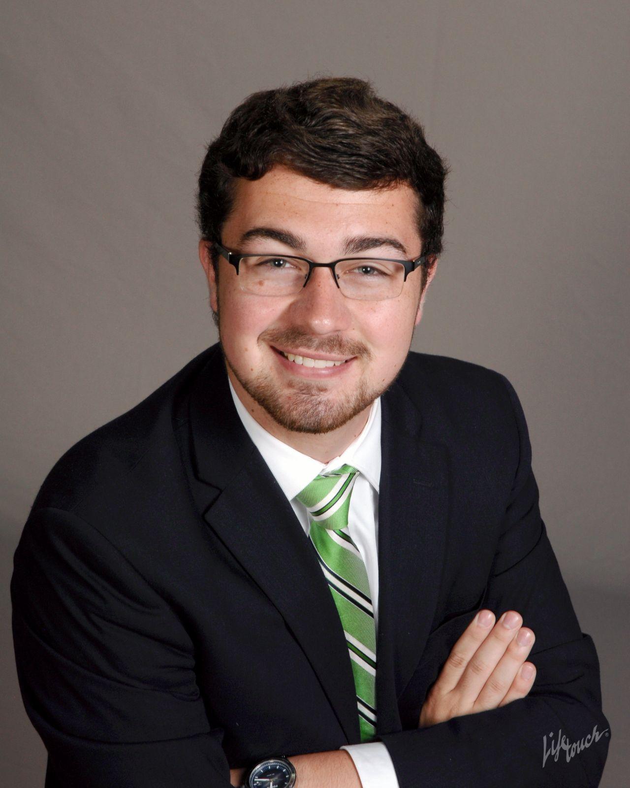Kyle Brassell portrait picture